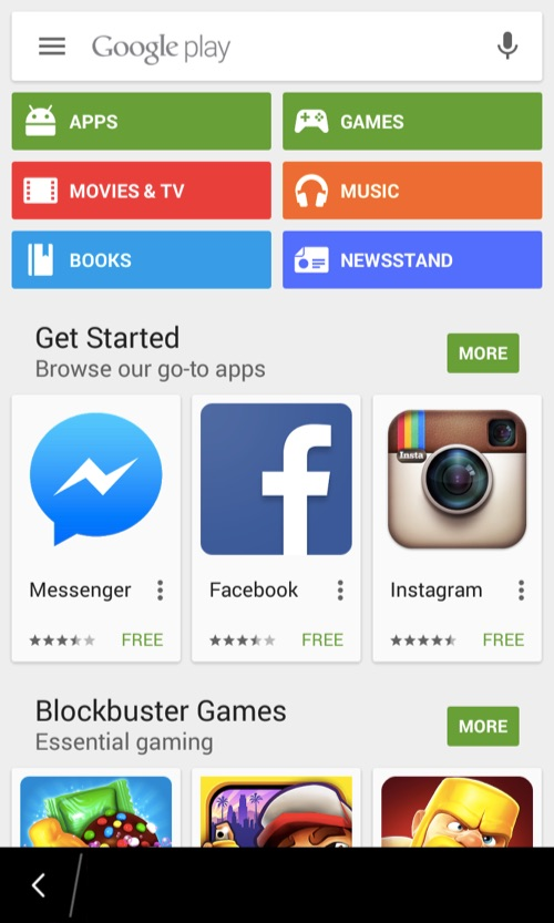 download google play store for blackberry